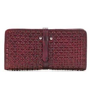 Patricia Nash Zenale Woven Wallet!! NWT!!